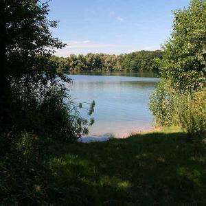 Sulzbacher Baggersee Ettlingen