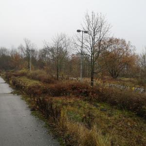 Parkplatz bei Neuruppin