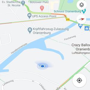 Park an der Lehnitzstraße