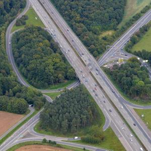 A5 Ausfahrt Friedberg