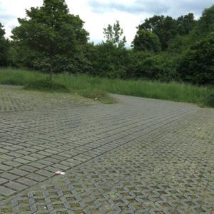 Bad Camberg Parkplatz - Neben der Autobahn