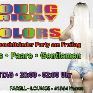 YOUNG FRIDAY COLORS