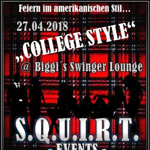 S.Q.U.I.R.T. - Special - College Style